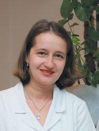 Инна Анатольевна Петрова, ЛОР-врач