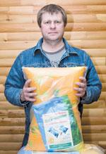 Автор изобретения «Кедровая БиО-подушка» Ю. В. Савин